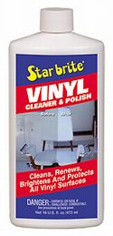 Vinyl Cleaner and Polish
