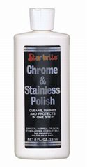 Chrome & Stainless Steel Polish