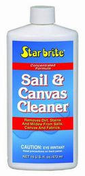 Sail and Canvas Cleaners